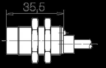 Индуктивный датчик 650.2906.006