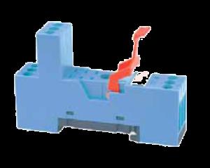 Розетка S12, для интерфейсных реле C12