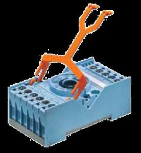 Розетка S3 B, для промышленных реле C3