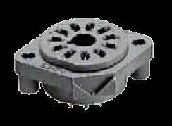 Розетка S3 PO, для промышленных реле C3