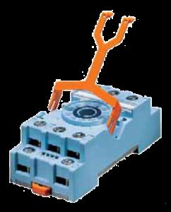 Розетка S3 S, для промышленных реле C3