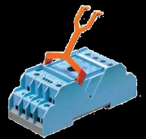 Розетка S4 B, для промышленных реле C4