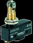 Кінцевий вимикач Z15G1318, з верхнім штовхачем з роликом