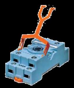 Розетка S2 S, для промышленных реле C2