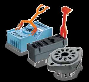 Аксесуари для електромагнітних реле