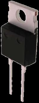 Термостат BTC-220 50 NC, біметалічний