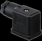 Роз'єм 121203 для клапанів, DIN43560-B