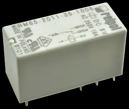 Реле електромагнітне RM85-2011-35-1006, мініатюрне