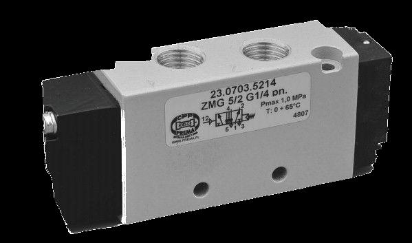 Пневматический клапан ZMG 23.0701.3214