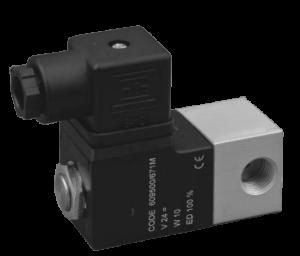 Електромагнітний запірний клапан 50.5316.3214 NOE, трехдорожный